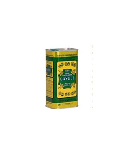 Aceite de oliva Arbequina lata 5L.