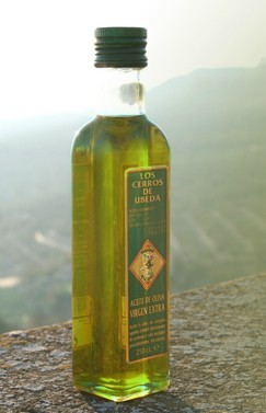 "Aceite de oliva virgen 250ml ""La Carrera"""
