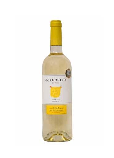"""Vino blanco solo verdejo  """"Gorgorito"""""""