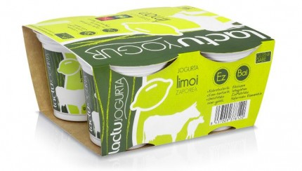 Yogur de Limón Lacturale