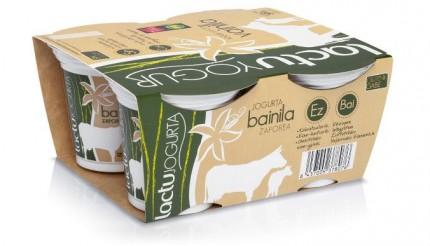 Yogur de Vainilla Lacturale