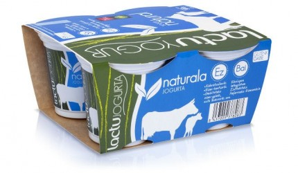 Yogur Natural Lacturale