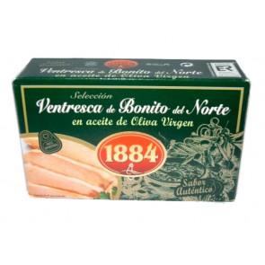 """VENTRESCA BONITO OL-120E """"FA"""" """"1884"""""""