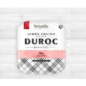 "Jamón cocido extra ""Duroc"""