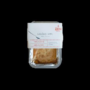 Lasaña de espinacas Zen Cocina.