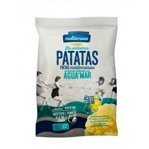 Patatas Fritas con agua de mar. 50g/150g.