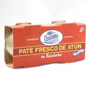 Paté de atún en escabeche