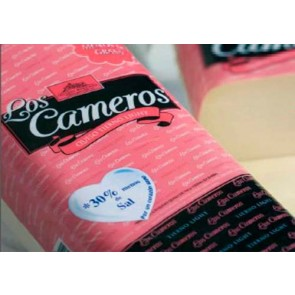"Queso de barra Light ""Los cameros"""