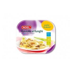 """Ravioli de queso Funghi 250gr """"Noel"""""""