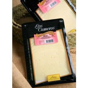 """Lonchas queso de barra bajo en grasa """"Los Cameros"""""""