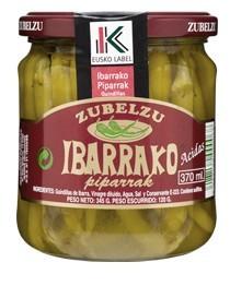 """Ibarrako piparrak """"Eusko Label"""""""