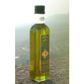 "Aceite de oliva virgen 250ml ""La Carrera"""