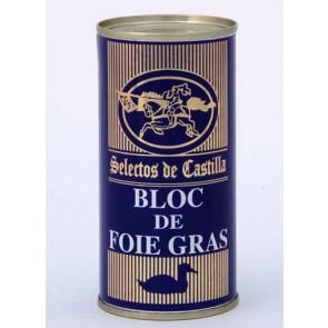 Bloc Foie pato 30% trozos 200g