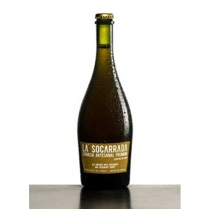 "Cerveza artesana ""La Socarrada""  75 cl."