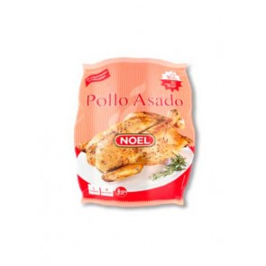 "Pollo asado al horno ""Noel"""