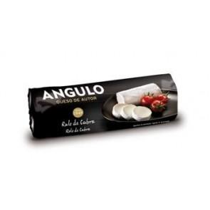 """Rulito de queso de cabra angulo 180 gr. """"Mantequerías Arias""""."""