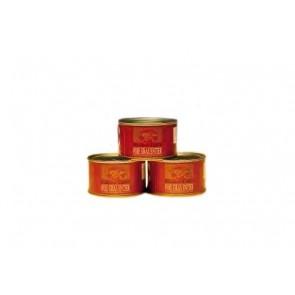 Foie gras  lata 130 gr.