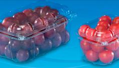 Tarrina, Cesta para  fruta y verdura